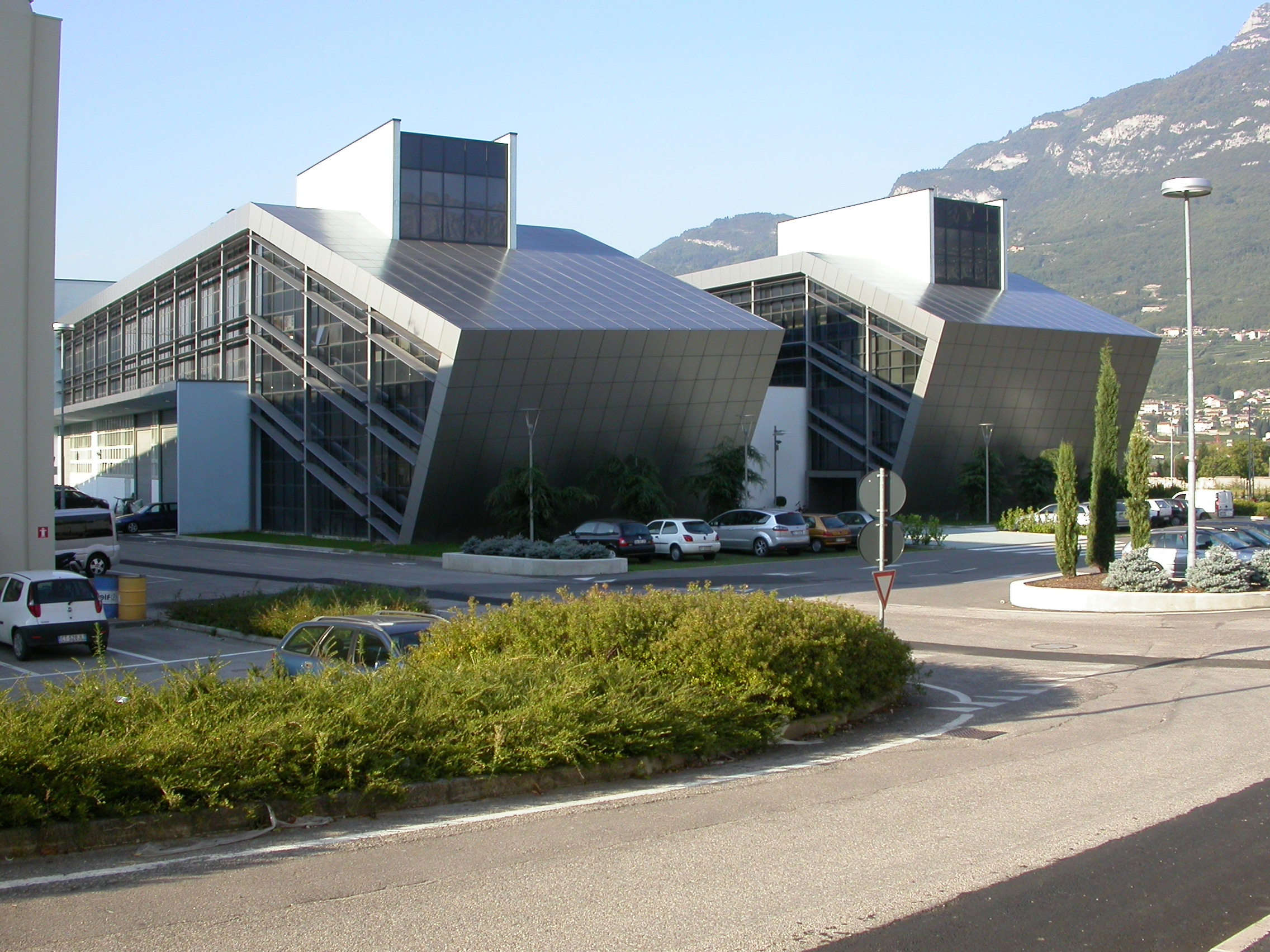 Sede Trilogis, Business Innovation Center di Rovereto