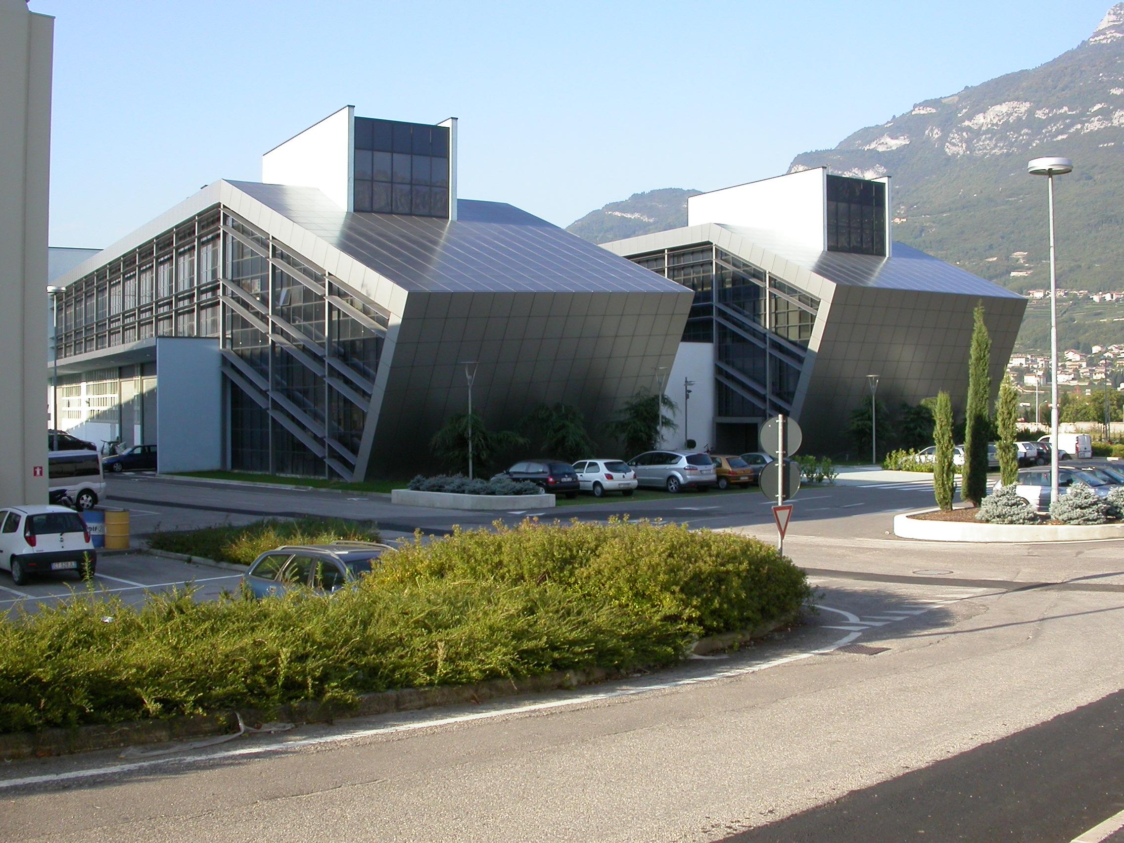 Sede Trilogis, Business Innovation Center di Rovereto