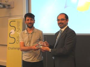 Ritiro premio NASA World Wind Challenge