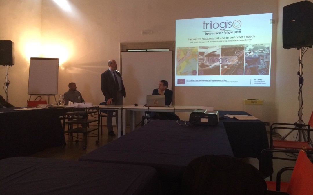 "Citizens aware of hydrogeological risks in their territory: this is the goal of ""Life FRANCA's""  project"