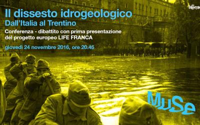 Il progetto europeo LIFE FRANCA: Come prepararsi alla prossima alluvione?