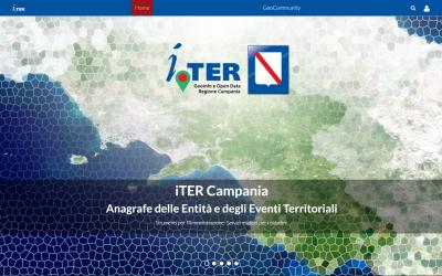 """i.TER Regione Campania vince il """"Premio Agenda Digitale 2016"""" del Politecnico di Milano"""