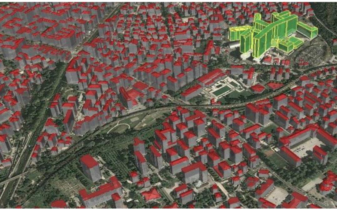 il progetto SeNECA ti dice quanto calore perde la tua casa o se il tuo tetto è adatto ad un impianto fotovoltaico