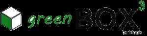 logo BOX3 GREEN